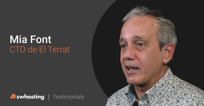 Video Portrait El Terrat SW Hosting Testimonial